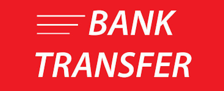 Casino Deposit Bank Transfer