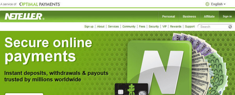 online casino pay with neteller