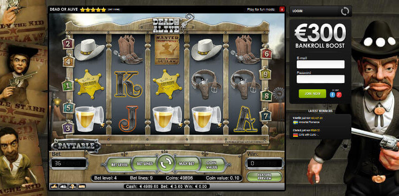 Belle's Bandits Slot - Play Online & Win Real Money
